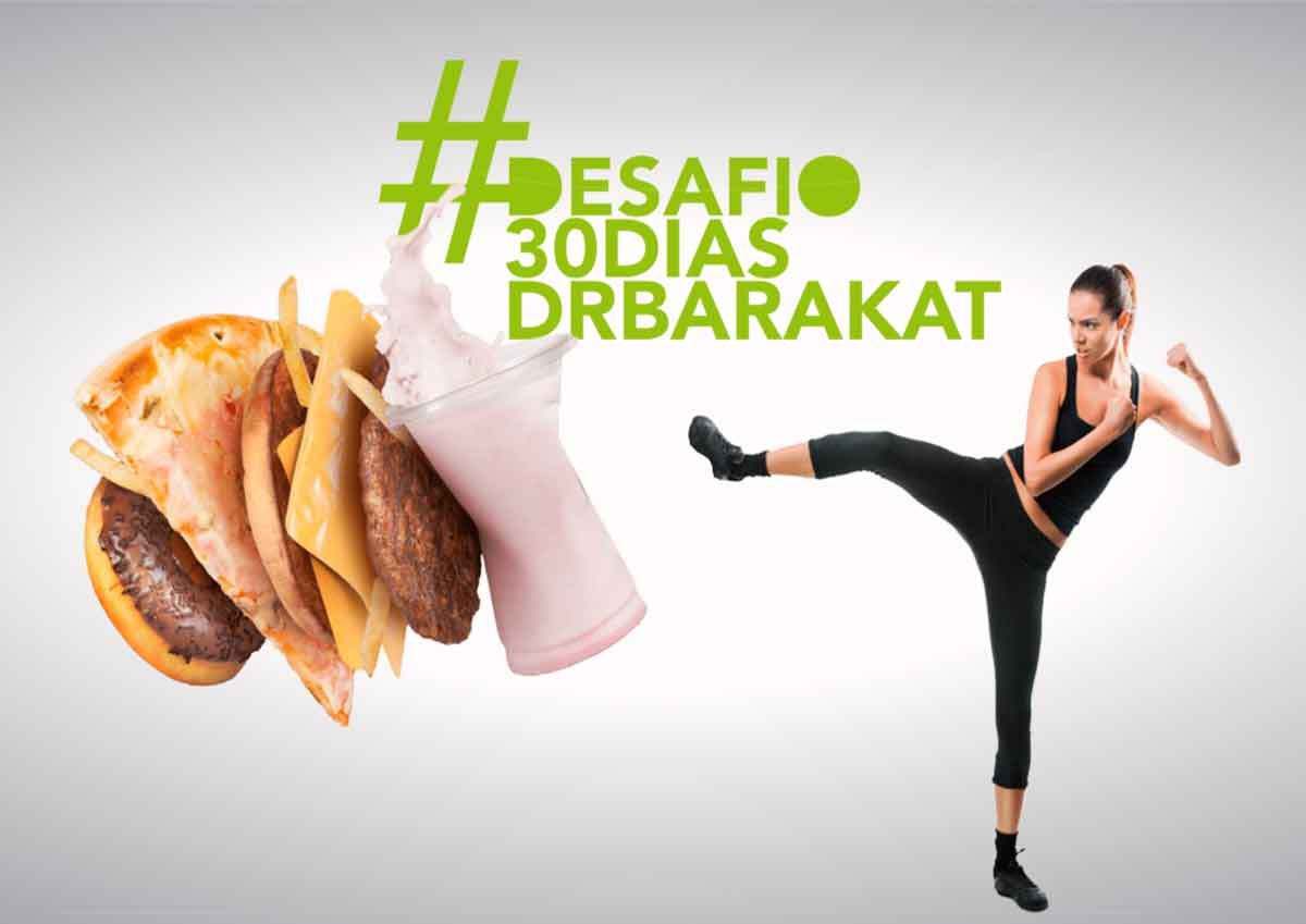 Desafio 30 dias Dr. Barakat