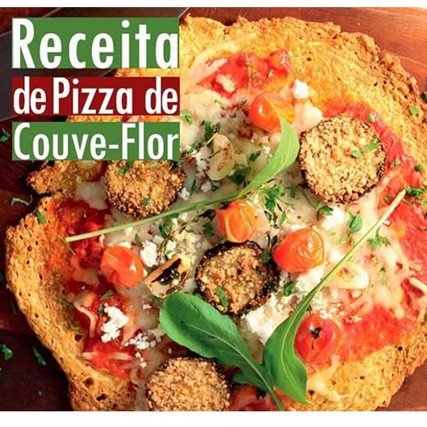 Pizza de Couve-Flor
