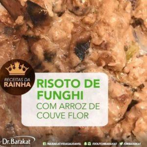 risoto-de-funghi-arroz-de-couve-flor