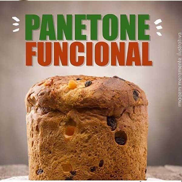 Panetone Funcional
