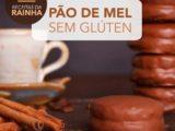 Pão de Mel sem Glúten